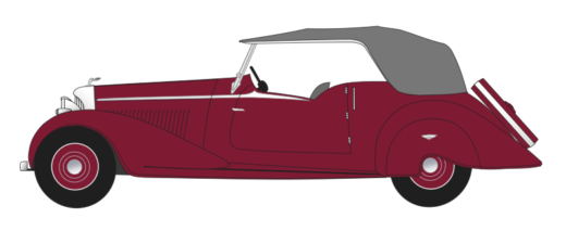 Fiennes Engineering Bentley illustration
