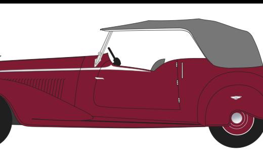 Fiennes Engineering Bentley illustration