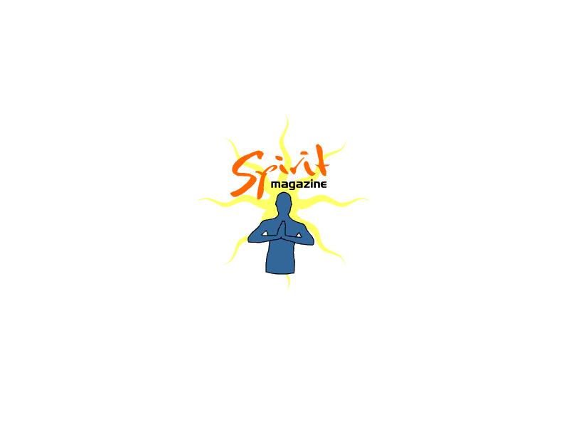 Spirit Magazine animated splash page